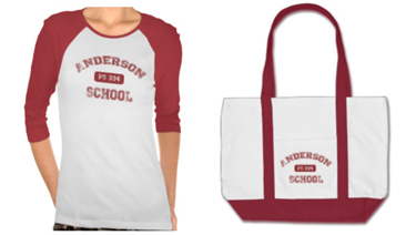 New Anderson Online Store