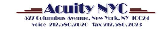 Acuity NYC Logo