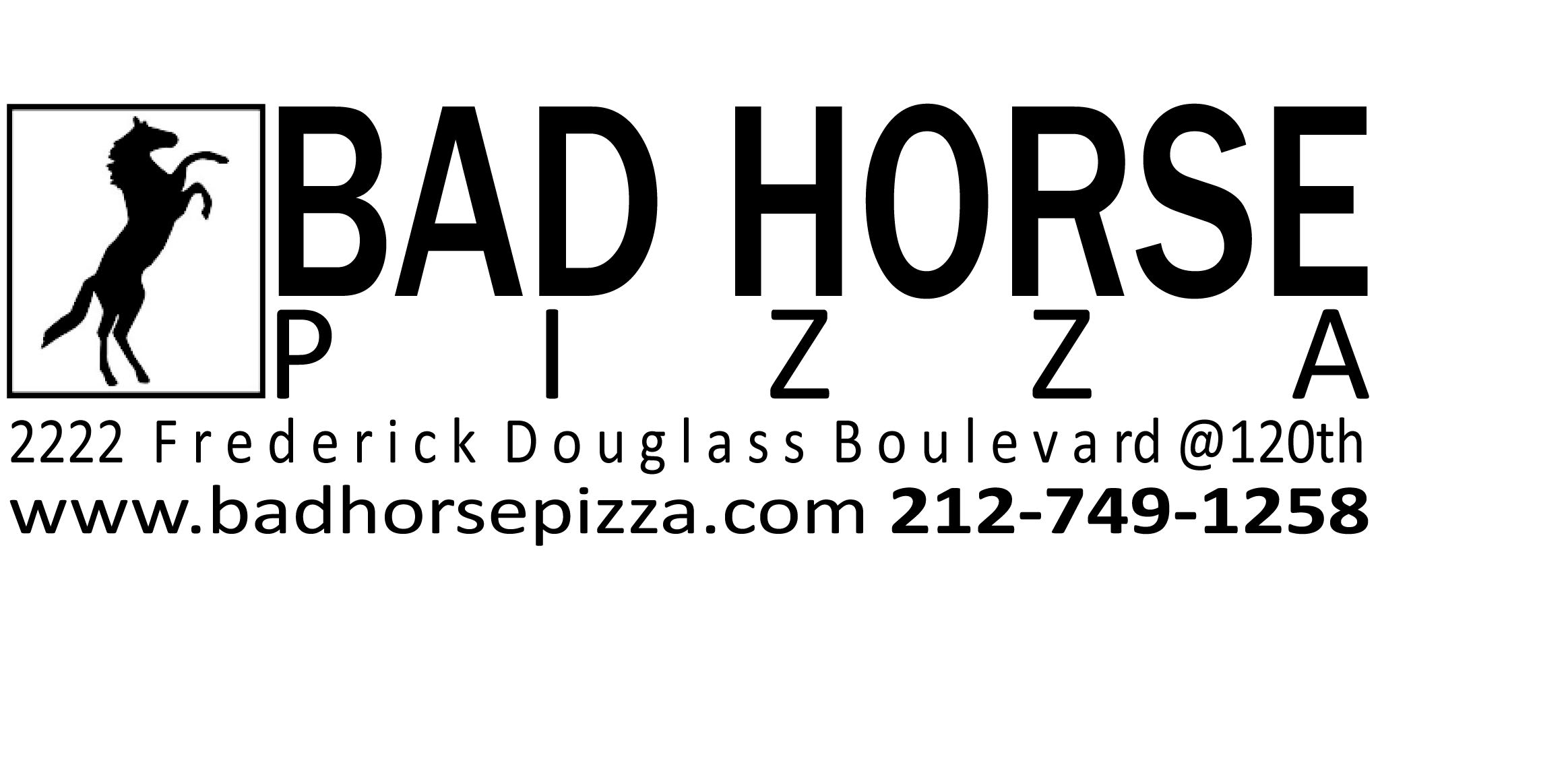 Bad Horse Pizza